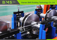 PLC Scaffolding Roll Forming Machine Cold Rolled Sheet Shelf Heavy Column Machine