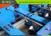 24 Stations Gutter Profile Custom Roll Forming Machine With 2 Years Warranty