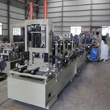 Steel Channel C Z Purlin Roll Forming Machine , Cold Forming Machine