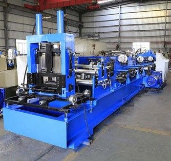 Easy operation C Purlin Forming Machine Automatic Size Change Type CE Standard