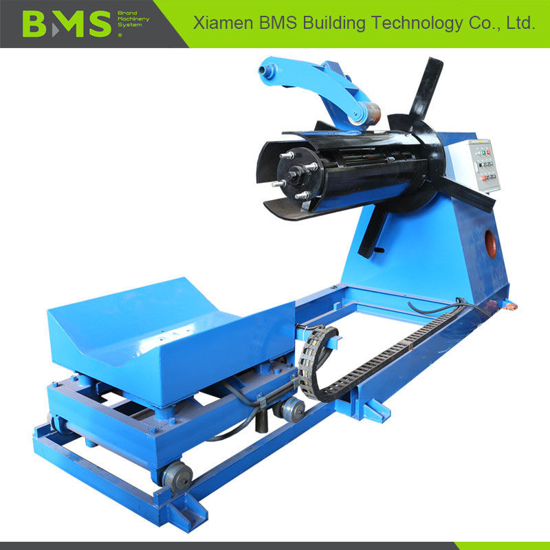 Q235 Carbon Steel Slitting Line Machine For 0.3~1.2mm Thickness * 1300