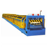 Dovetail Style Metal Floor Decking Roll Making Machine for Yx54-175-700 Profile