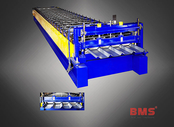 45-200-1000 Cold Rolled Sheet Roofing Machine , Roofing Sheets Manufacturing Machine