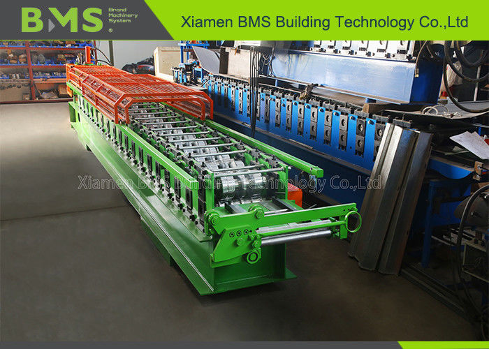 Efficient Convenient Custom Roll Forming Machine With Pre Cutter And Uncoiler